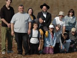 staff & volunteers posing
