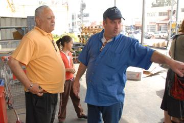 (L) Jacques Cohen & Joel Busner