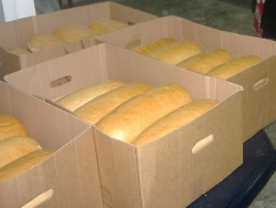 breads for Southern victims of Hamas hostilities