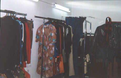 Clothes for needy